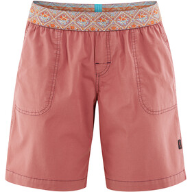 Red Chili Tarao - Shorts Femme - rouge